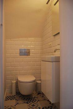 propuesta de baño de cortesia aprovechando el bajo de la escalera ... - Diseno De Banos Pequenos Bajo La Escalera