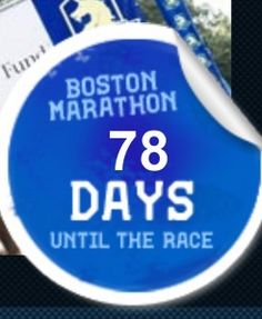 With just 78 days remaining until I run The Boston Marathon with Tedy's Team, here is a little update on the fundraising and training...