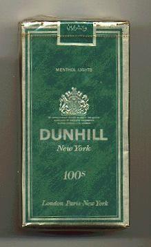 Dunhill reds UK