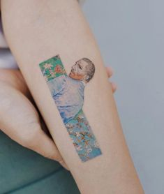 35 tatuagens inspiradas nas obras de Vincent van Gogh tattoo tattoo tattoo tattoo tattoo tattoo tattoo ideas designs ideas ideas in memory of ideas unique.diy tattoo permanent old school sketches tattoos tattoo Tattoos Motive, Tattoos 3d, Muster Tattoos, Body Art Tattoos, Tribal Tattoos, Tatoos, Heart Tattoos, Time Tattoos, Elegant Tattoos