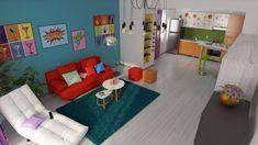 DedeSign - Inspirație pentru casa visurilor tale Floor Chair, Flooring, Rugs, Furniture, Home Decor, Farmhouse Rugs, Decoration Home, Room Decor, Wood Flooring