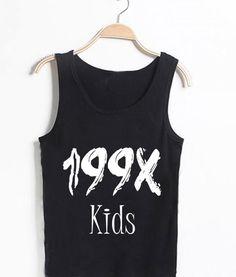 Unisex Men Women 199x Kids Tanktop Tank top //Price: $17.5 //