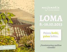 Maijamedia was in Mallorca 2013!