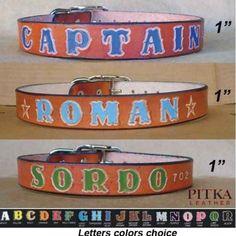 Custom-Made-Dog-Collars-Large-Leather-Dog-Collars-British-Tan-Dog-Collar