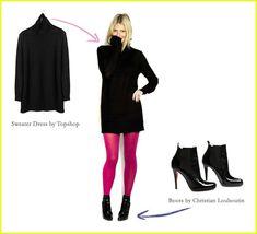 Gwyneth Paltrow: Peep My Little Black Dresses!