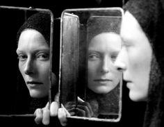 Tilda Swinton by Fabio Lovino.