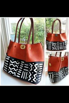 I not even into purses, but this is dopeness, pure and simple. Handmade Handbags & Accessories - amzn.to/2ij5DXx Clothing, Shoes & Jewelry - Women - handmade handbags & accessories - http://amzn.to/2kdX3h7