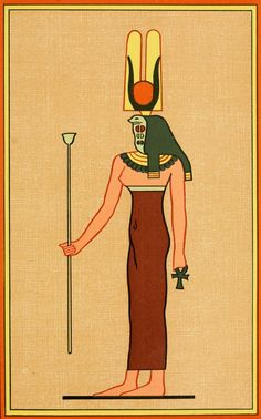 Posterazzi The Gods of the Egyptians 1904 The goddess Rennut Canvas Art - Unknown x Old Egypt, Egyptians, Disney Characters, Fictional Characters, Aurora Sleeping Beauty, Canvas Art, God, Disney Princess, Walmart
