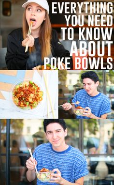 If you're curious about poke bowls, come and check out our comprehensive guide and learn everything you need to know!