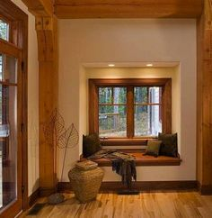 6 Big ideas for small timber homes