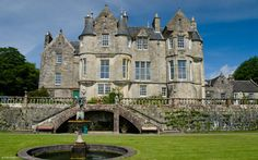 Torosay Castle Interior | Torosay-Castle grounds