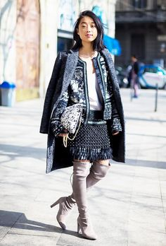 The (Free) Trick to Looking Like A Fashion Editor via @WhoWhatWear