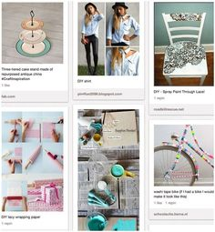The best pinners youve never heard of - DIY projects