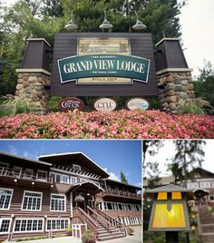 Brainerd Lakes Wedding Venue Grand View Lodge Historic Located On