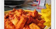 Mon livre de cuisine: poulet à la sauce coco ultra pro