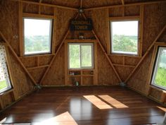 The Icosa Project- A Canadian Tiny Pentagonal House/Micro-Cabin   Relaxshax's Blog