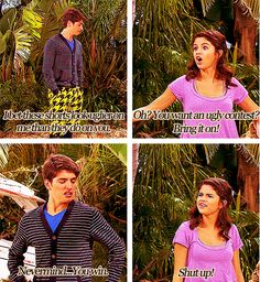 I love Wizards of Waverly Place! It's my favorite Disney show Disney And Dreamworks, Disney Pixar, Funny Disney, Disney Memes, Disney Quotes, Old Disney Shows, Turn Down For What, Zack E Cody, Wizards Of Waverly Place