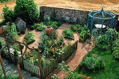 Potager Vegetable Garden