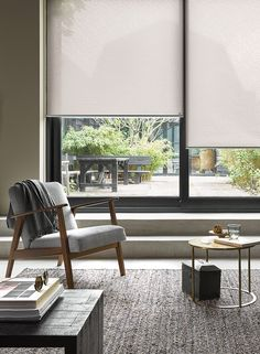 Designer Roller Blinds by Luxaflex® - Express your style with an individual touch.