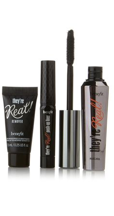 @BenefitCosmetics give us the sexy steals of the season.