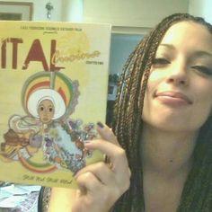 """35 Me gusta, 2 comentarios - Jahsmine Sara Indigo (@jazzmine.s) en Instagram: """"I-tal is vital #ital #i-tal #food #vegan #rasta #rastafarian #african #jamaican #healty #spiritual…"""""""