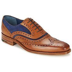 ¡Elegancia y refinamiento se dan cita en este richelieu firmado por #Barker! Forro cuero, plantilla cuero y suela en cuero, decididamente este #zapato para #hombre es un aliado de perfección, calidad y sentido de la estética. ¡Lo queremos! Disponible en #spartoo