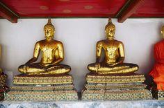 A little bit about the Reclining Buddha: Wat Pho temple in Bangkok #Thailand #Asia #Bangkok #temple #watpho #buddha => http://marrysavblog.com/a-bit-about-the-reclining-buddha-wat-pho-temple-in-bangkok/?lang=en