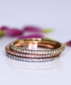 These delicate bands are gorgeous in rose, yellow or white gold. #showyourcoast Style No. WC5191H Want to know how much a piece costs? One of our authorized dealers can provide you with pricing. To find an authorized dealer near you, visit the authorized dealer section of our website. - - - - - - #stackables #weddingbands #jewelrydesigner #stachingrings #2021love #ringinspo #bling #ringideas #rings #ringdesigner #whitegold #rosegold #yellowgold #whitegoldring #mesmerizeher #fashionjewelry