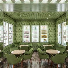 Milan's Most Beautifully Designed Coffee Bars