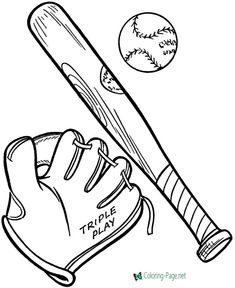 mlb coloring pages 02 - photo#10