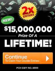 PCH Sweepstakes | enter to win the $10,000,000.00 Publishers ...