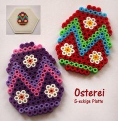 Easter eggs hama perler beads