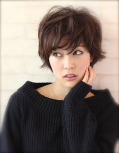 Bob Hairstyles 2015 Ruling the Fashion World 2015 Cut My Hair, Love Hair, Great Hair, New Hair, Short Bob Hairstyles, Pretty Hairstyles, Hairstyle Short, Medium Hair Styles, Curly Hair Styles