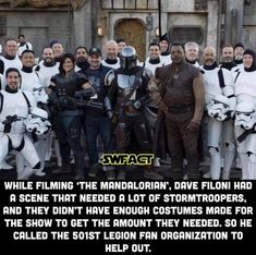 Star Wars is an American epic space opera franchise, created by George Lucas and centered around a film series that began with the eponymous Star Wars Meme, Star Wars Clone Wars, Star Wars Facts, Star Trek, Funny Videos, Funny Memes, Jokes, Star Wars Poster, Reylo