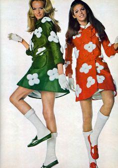 Courrèges, 1960s Vogue