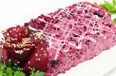 Παντζάρια με ξινόμηλα. Μια σαλάτα γεμάτη χρώμα και γεύση!