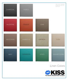 linen color options Kiss Books, Wedding Albums, Wedding Kiss, Mother Of The Bride, Bridesmaid, Gift Ideas, Color, Mother Bride, Maid Of Honour