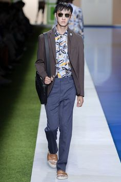 Fendi Spring 2017 Menswear Collection Photos - Vogue