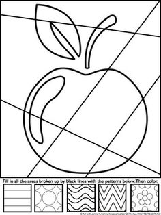 POP ART INTERACTIVE COLORING SHEET: FREEBIE FOR SPRING/SUMMER ...