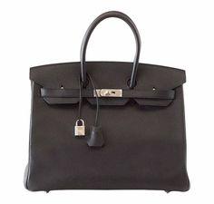 baghunter  jetblack  hermesbirkin  hermes  birkin  black  luxurybags Hermes  Box cae252d24d