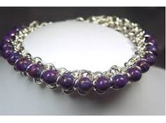 Image result for chainmail jewellery patterns