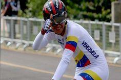 ¡Orgullo venezolano! Ciclista Ludy Correa ganó medalla de plata en Turquía #Ciclismo #Deportes