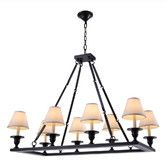 Found it at Wayfair - Franklin 8 Light Chandelier