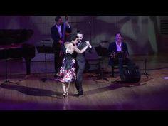 """""""La Milonga de Buenos Aires"""" Javier Rodriguez & Fatima Vitale, Solo Tango Orquesta - YouTube"""