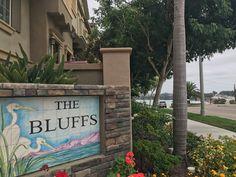 The Bluffs Town Homes Carlsbad Lagoon