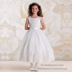 434858a0302a 19 Best flower girl dresses and junior bridesmaid dresses images ...