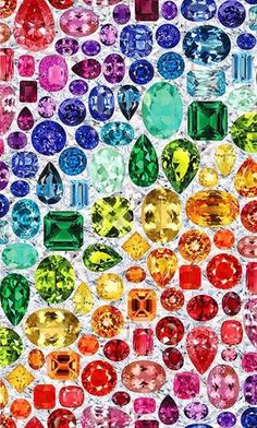 Rainbow of Gems Taste The Rainbow, Over The Rainbow, Rainbow Things, Rainbow Art, Rainbow Colors, Rainbow Prism, Rainbow Quilt, Posca Art, Alberto Giacometti