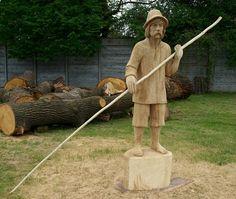 Znalezione obrazy dla zapytania rzeźba sakralna w drewnie