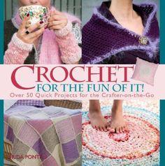 Crochet for the Fun of It von Frida Ponten