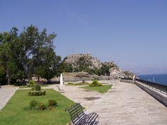 Dionysios Solomos statue in #Corfu.